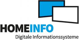 Logo von HOMEINFO - Digitale Informationssysteme GmbH